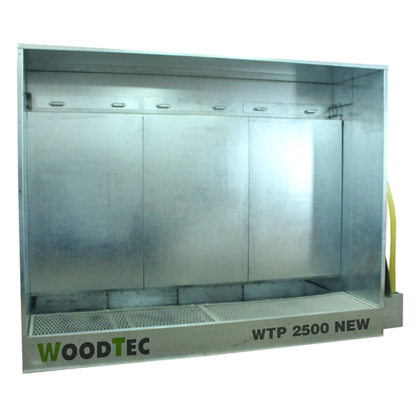 WoodTec WTP 2500 NEW